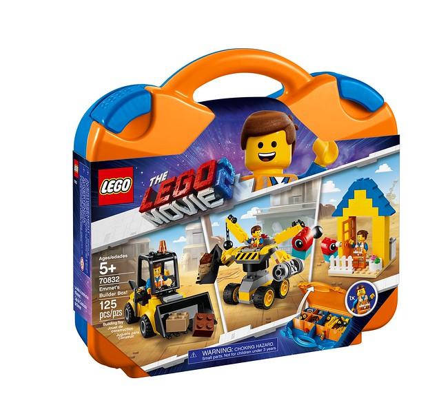 LEGO Movie 2 70832 Emmet's Builder Box 01