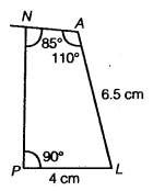 NCERT Solutions for Class 8 Maths Chapter 4 Practical Geometry 15