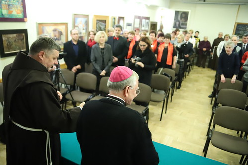 Spotkanie z młodzieżą i grupami parafialnymi parafii w Alwernii | Abp Marek Jędraszewski, 24.11.2018