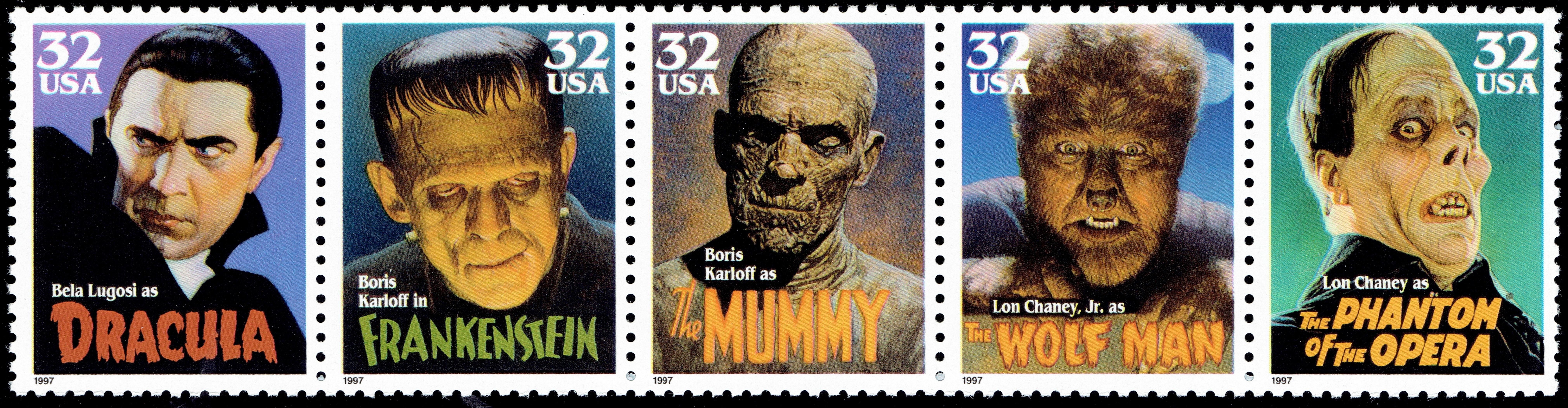 United States - Scott #3172a (1997)