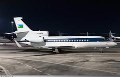Dassault Falcon 7X Djibouti Government J2-HPV