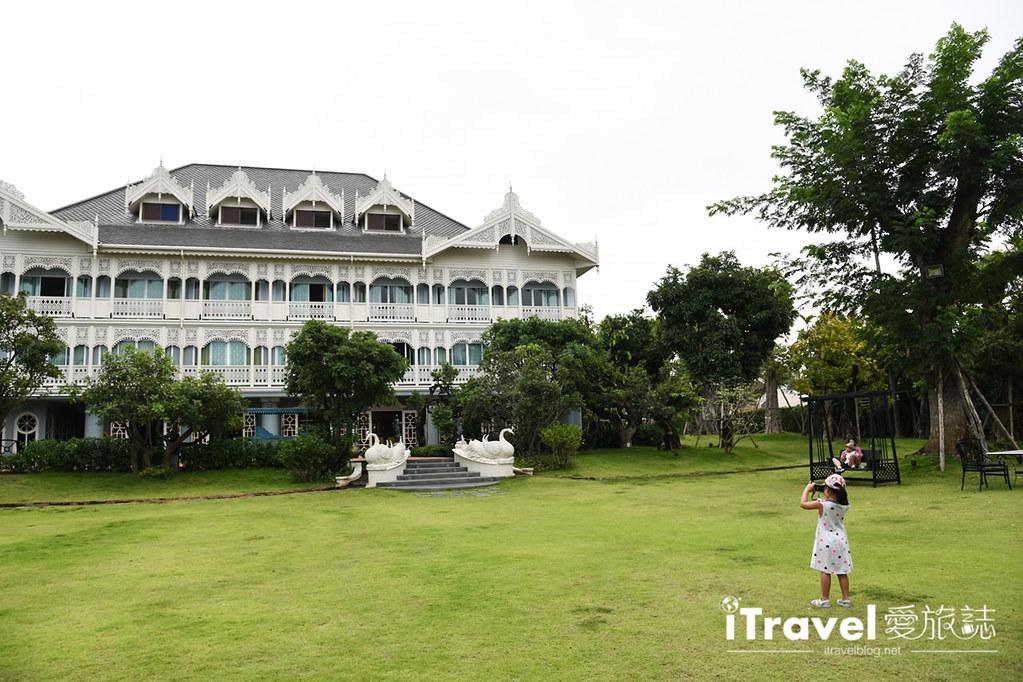 清迈平纳昆河滨饭店 At Pingnakorn Riverside Hotel (87)