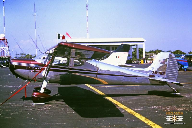 Privado / Cessna 140A / XB-NER
