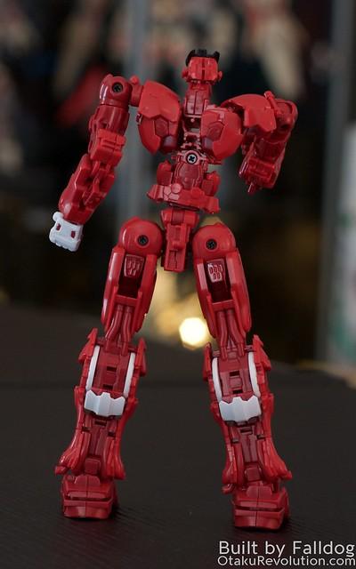 HiRM Astray Red Frame Gundam 8