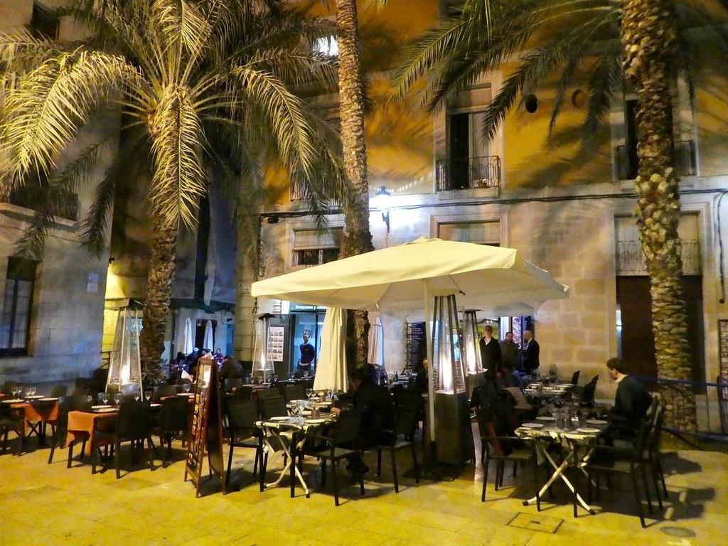 Piazza, Alicante, Spain