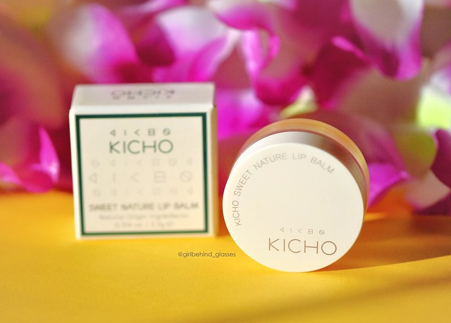 Kicho Sweet Nature Lip Balm2