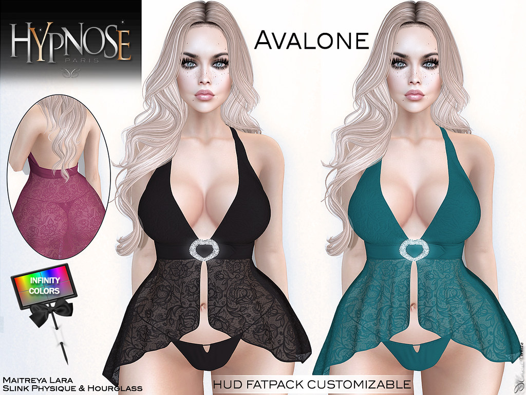 HYPNOSE – AVALONE PROMO 99LS