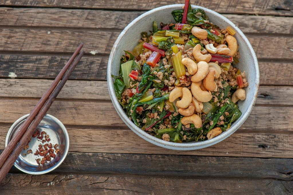Sichuan Pork & Greens-2