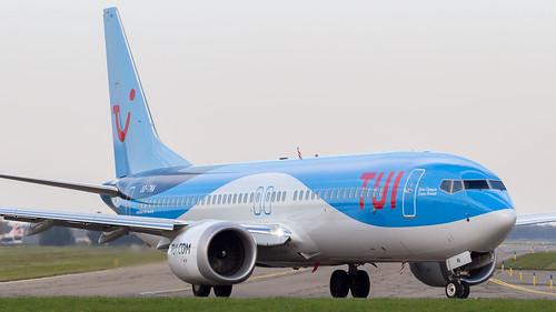 Boeing 737-8 MAX OO-TMA TUI Airlines Belgium