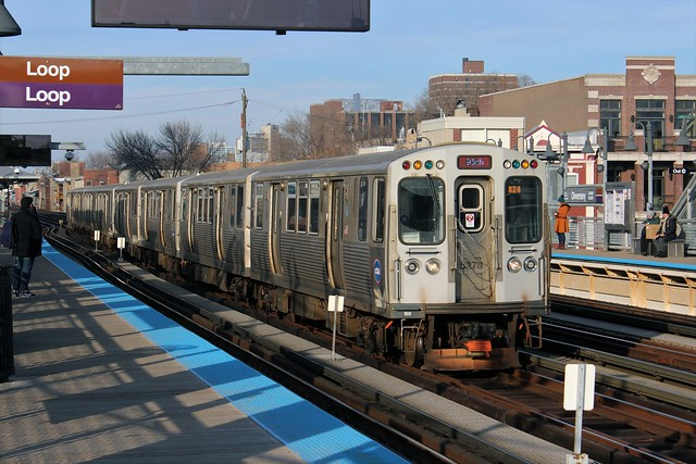 CTA 5278 Red Line Diversey, Canon EOS REBEL T5, Canon EF-S 18-55mm f/3.5-5.6 IS II