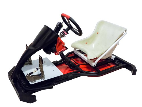 Custom Karting Simulator Chassis 1