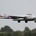 J1196_De_Havilland_DH100_Vampire FB6_(LN-DHY as VZ305_RAF)_SwissAF_Duxford20180922_9