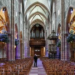 Église Saint-Georges de Sélestat - Photo of Hilsenheim