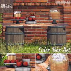 Cider Bar CHEZ MOI