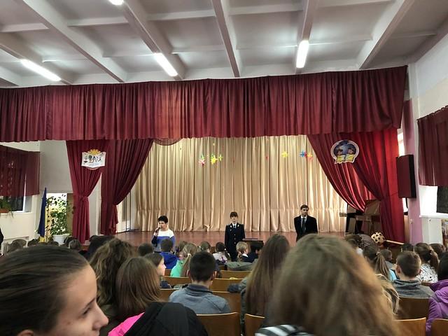 Зустріч з прокурором Заводського району в ЗОШ №6
