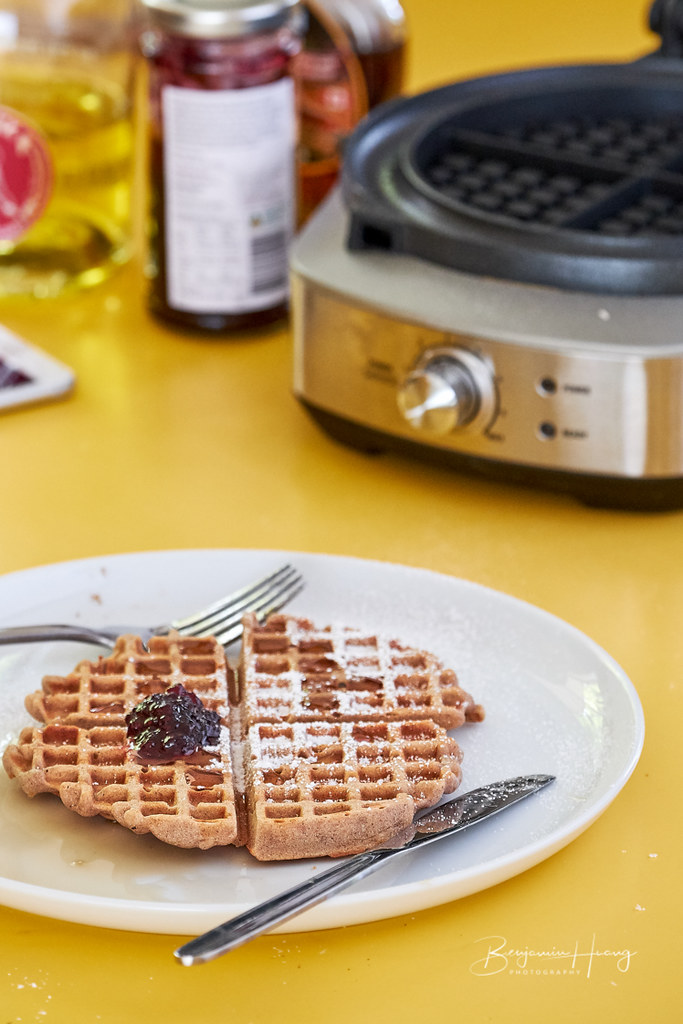 Waffle Making