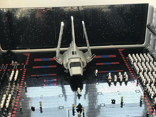 Lego en el Museo Rialia