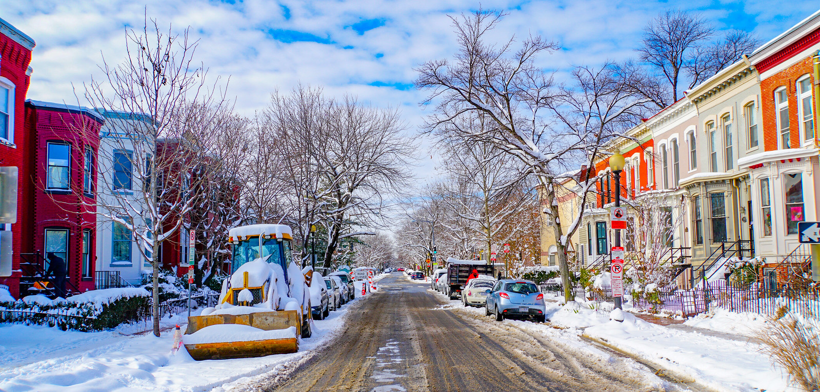 Thanks for Publishing my Photo, in Expect More Snow Tonight, And Possibly Slush This Weekend | DCist
