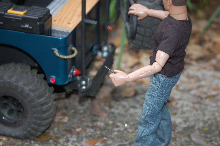 Building an RC sixth scale Jeep 45954817594_9935893885_o