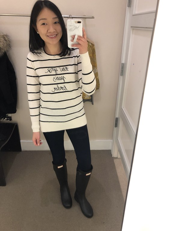 LOFT Jetsetter Sweater, size XS regular