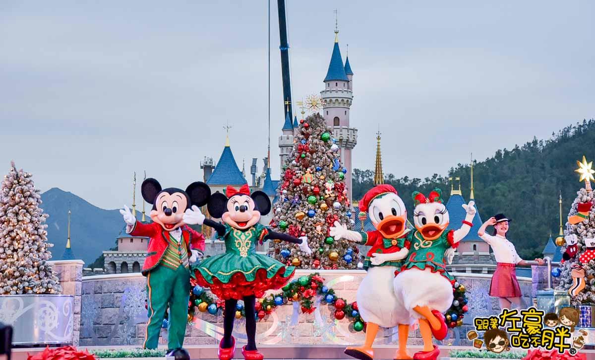 2019香港迪士尼樂園(聖誕節特別活動)-178