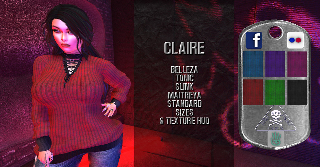 {zfg} claire