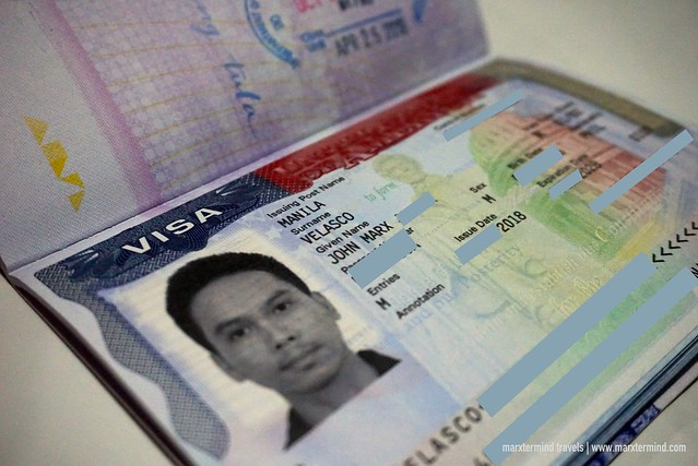 US Tourist Visa Application in the Philippines