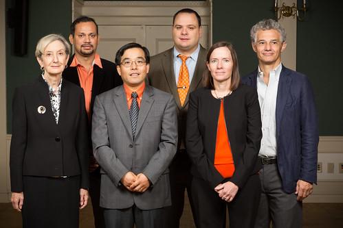 2018 Regents Distinguished Research Award recipients