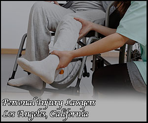 Personal injury legal assistance in LA