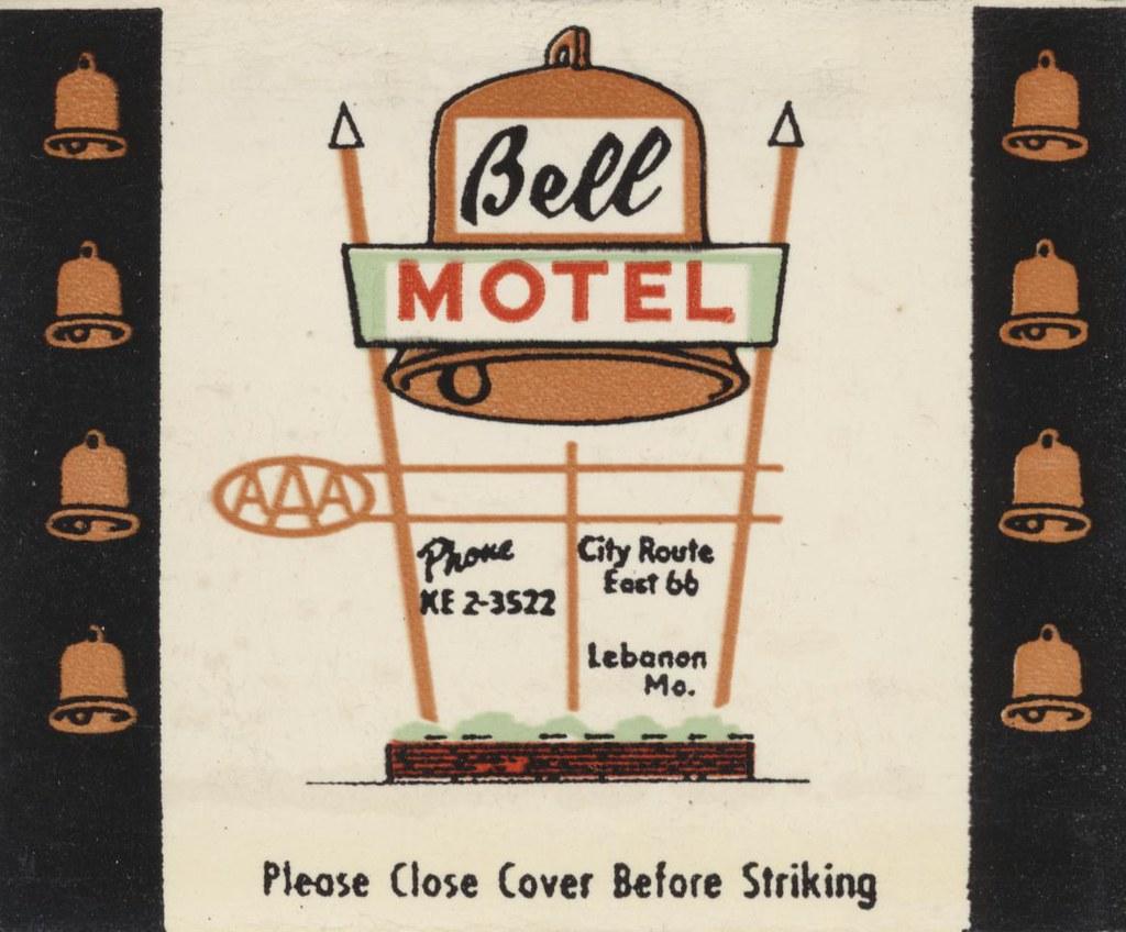 Bell Motel - Lebanon, Missouri