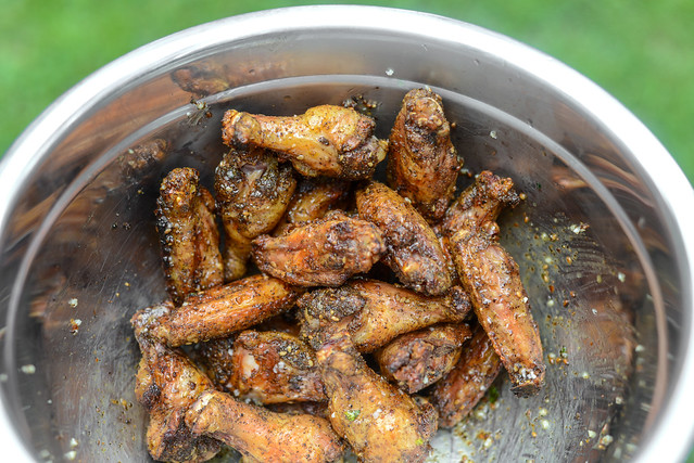 Za'atar-spiced Wings
