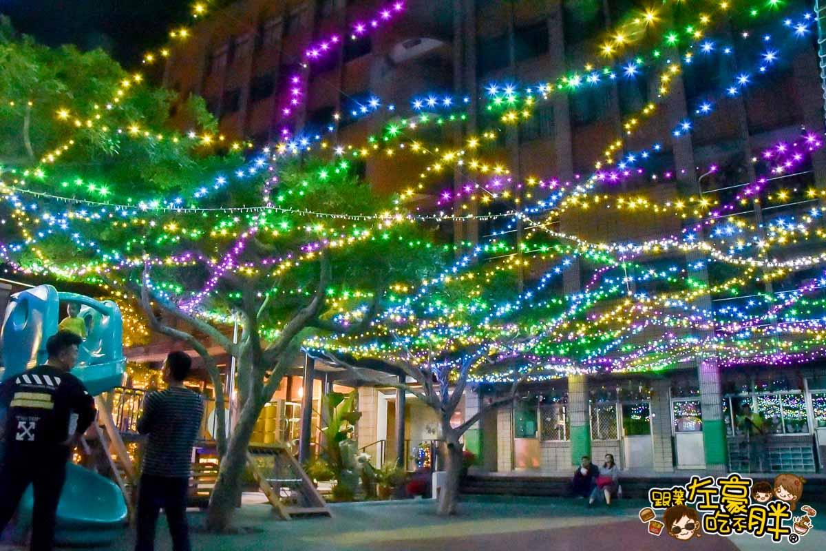 鹽埕教會聖誕節點燈-7