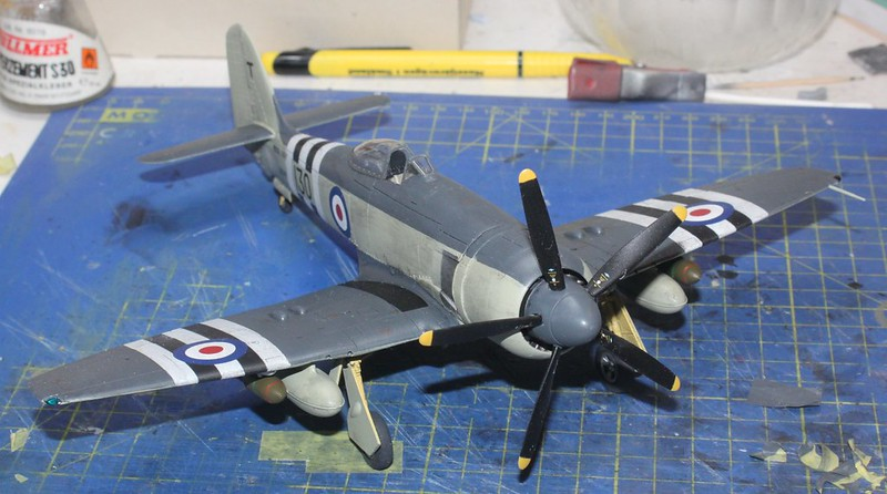 Hawker Sea Fury FB.11, Airfix 1/48 - Sida 5 46358574912_7493d46409_c