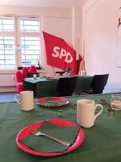 SPD Weihnachtsfeiern 2018