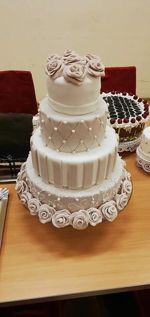 Cake by Ela's Cakes