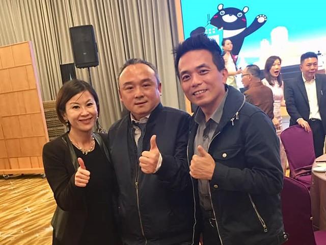 唐玉書在漢來大飯店高雄市  東協四國參訪團 (8)