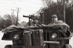 Waxahachie WWII Weekend 2018 - Gary's Jeep