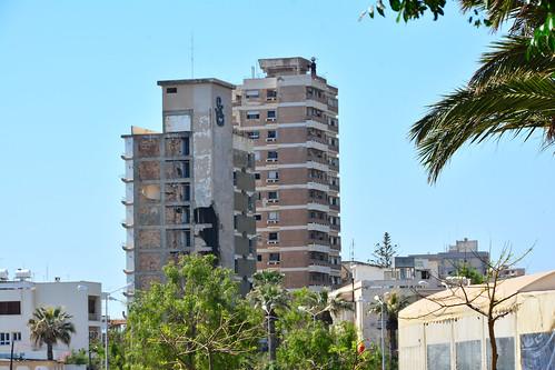 Famagusta damage