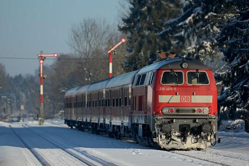 DB 218 469 Stetten (Schwaben) 01.01.2015