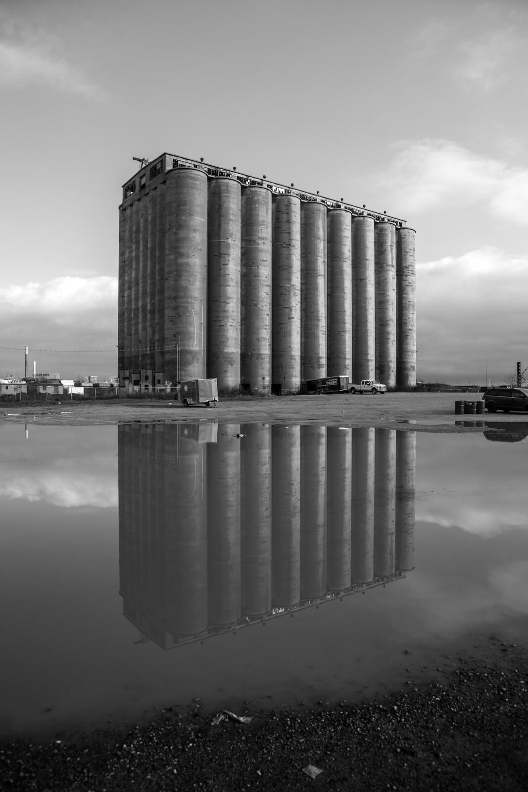silos, Canon EOS 5D MARK II, Canon EF 24-70mm f/2.8L