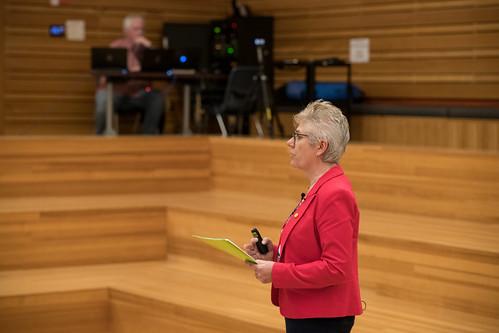 President Joanne MacLean Visioning Townhall 1-1