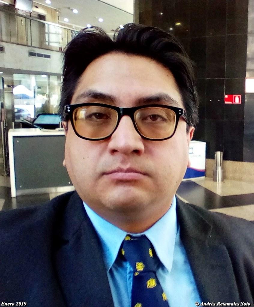 Abogado Andrés Retamales, Juzgados civiles, Santiago de Chile, enero 2019