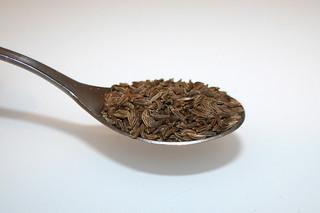 09 - Zutat Kümmelsamen / Ingredient caraway seed