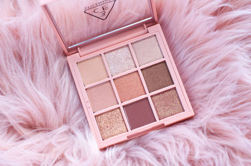 stylelab kbeauty 3CE Overtake eyeshadow palette pink-9