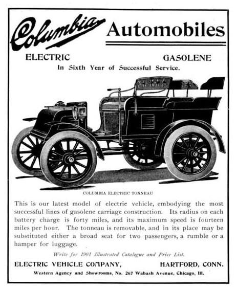 1901 Columbia