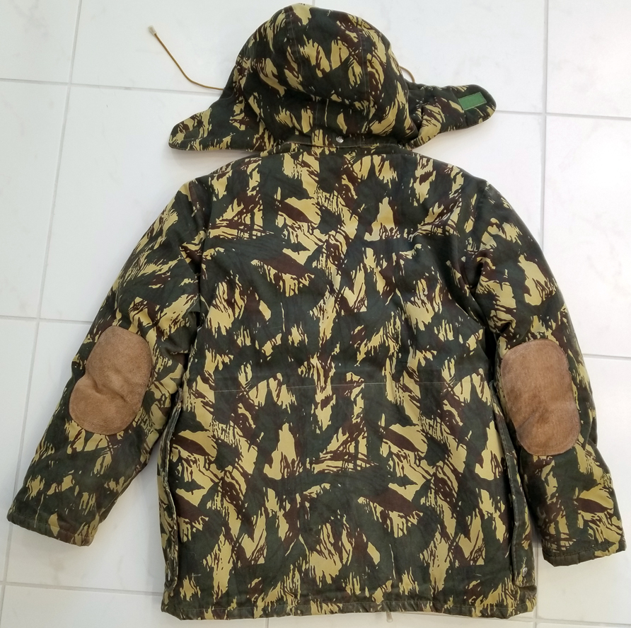 Winter Hunting Parka in Ugandan Vertical Lizard Camo 32418566358_0341a1d0a8_o