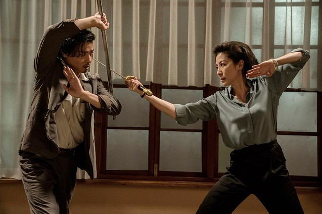 Master Z Michelle Yeoh Max Zhang