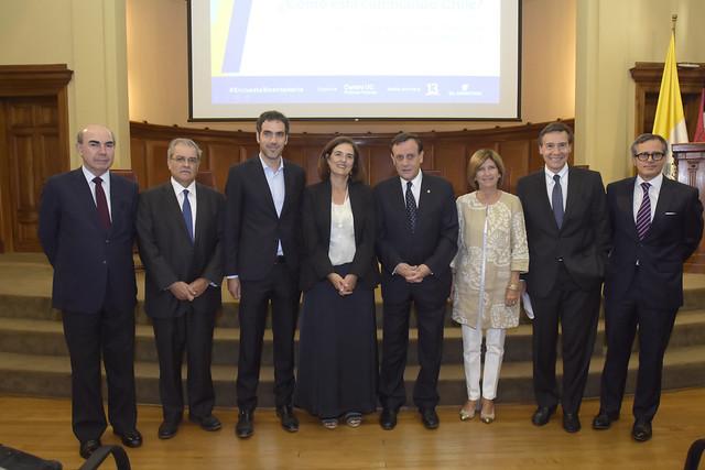 Seminario Percepciones, libertades y creencias. ¿Cómo está cambiando Chile? Una mirada a la luz de los datos de la Encuesta Bicentenario 2018