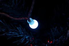 Lumière dans la nuit - Photo of Landersheim
