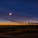 Venus and Spica at Dawn